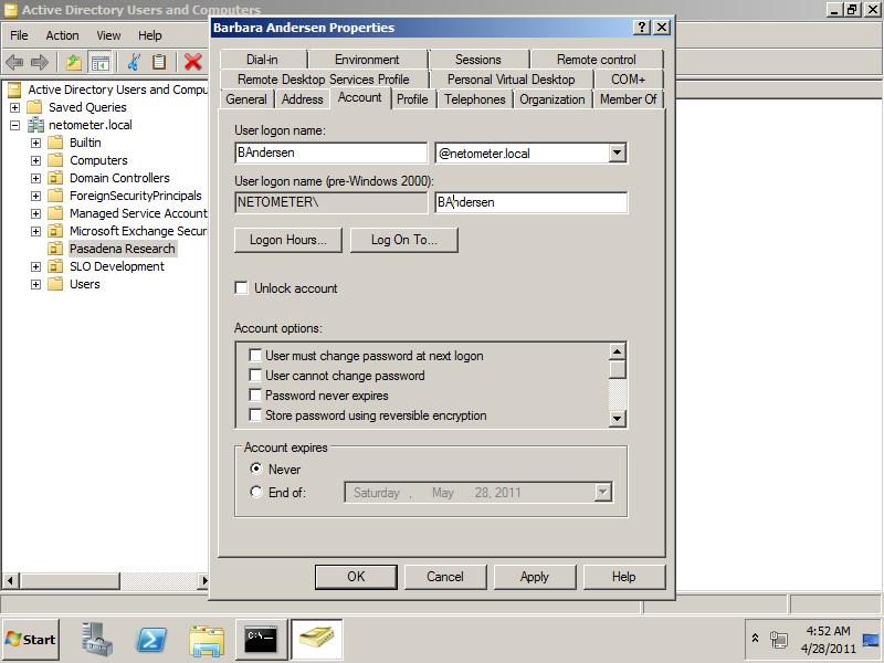 Screencast: How to Configure E-mail Address As User Principal Name ...