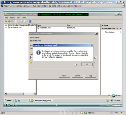 How to Add Windows 2008 Domain Controller