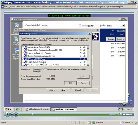 How to Configure Outlook Anywhere in Exchange Server 2007 (on ...