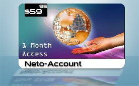 Create a Neto-Account